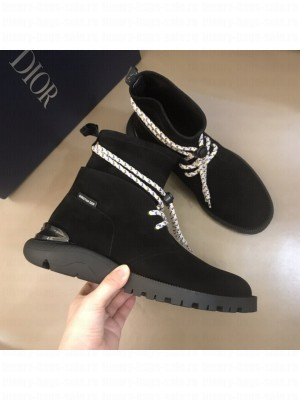 Dior Man's Ankle Boot 02