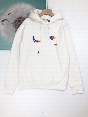 Christian Dior Hoodie sweater white 2021 Collection
