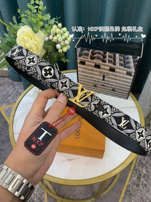 Louis Vuitton Belt For Women 30mm NXP 0106 Top Quality 2021 Collection