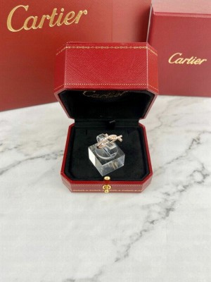 Cartier Ballerine Ring Spring/Summer 2020 Collection, Pink Gold