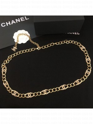 Chanel CC Chain Belt Gold  2021 Collection