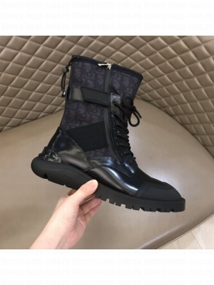 Dior Man's Ankle Boot 08