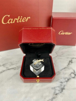 Cartier Ballerine Ring Spring/Summer 2020 Collection, Yellow Gold