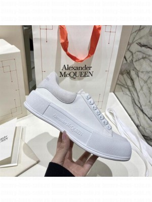Alexander McQueen Deck Lace Up Plimsoll 0102021 Collection