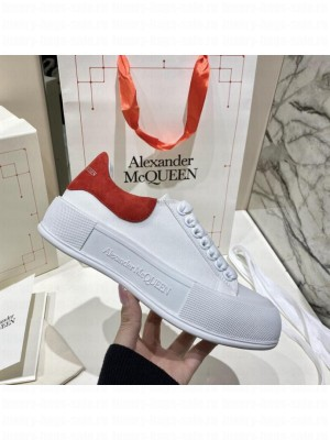 Alexander McQueen Deck Lace Up Plimsoll 07 2021 Collection