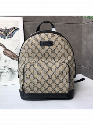Gucci GG Supreme Bees Backpack 427042 2019 Collection