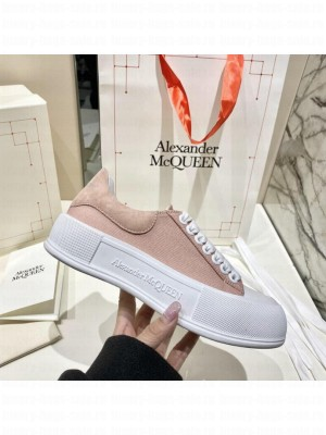 Alexander McQueen Deck Lace Up Plimsoll 062021 Collection