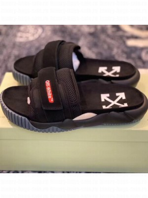 Off-White Men's Velcro Sandals 2020 Collection
