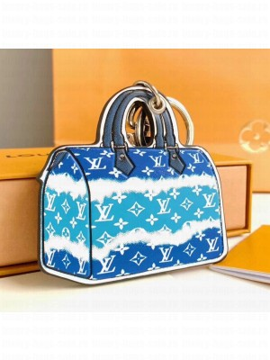 Louis Vuitton LV Escale Speedy Key Holder and Bag Charm M68292 2020 Collection