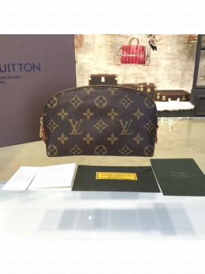 Louis Vuitton Cosmetic Pouch Monogram Canvas Cruise 2016 Collection, M47515