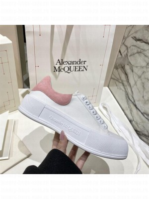 Alexander McQueen Deck Lace Up Plimsoll 0152021 Collection