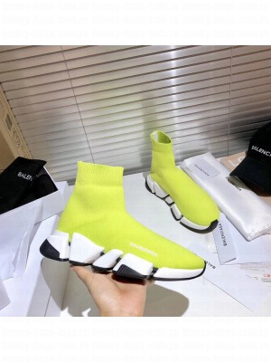 Balenciaga Unisex Speed 2.0 Knit Sock Sneakers 028 2021 Collection