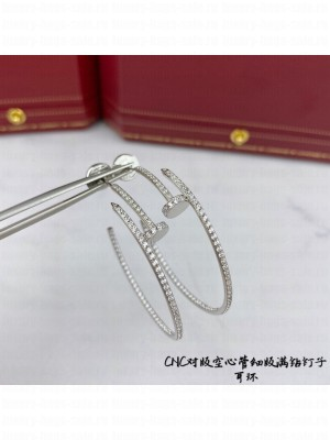 Cartier Earrings CE21031617 Silver Spring/Summer 2021 Collection