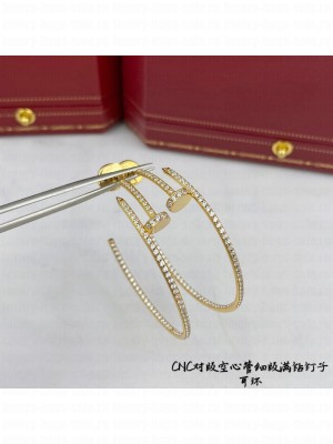 Cartier Earrings CE21031616 Gold Spring/Summer 2021 Collection