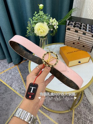 Louis Vuitton Belt For Women 30mm NXP 095 Top Quality 2021 Collection