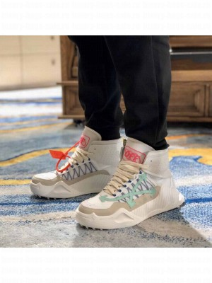 Off-White High Top Running Sneakers 2020 Collection