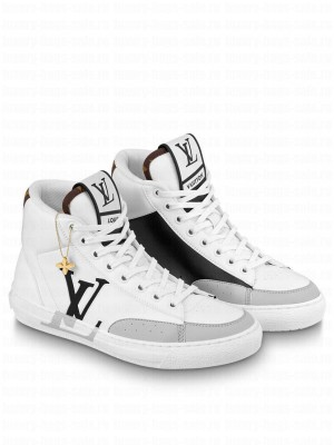Louis Vuitton Unisex Limited Edition - Charlie Sneaker White