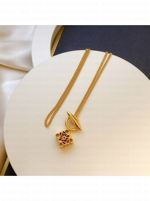 Loewe Necklace LO01 2021 Collection