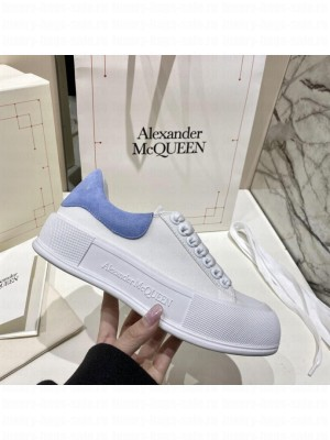 Alexander McQueen Deck Lace Up Plimsoll 0142021 Collection