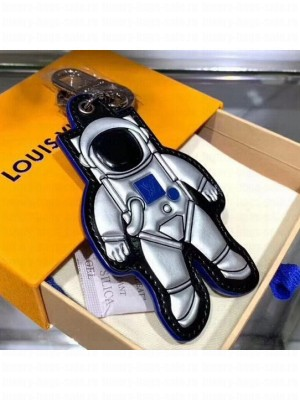 Louis Vuitton Leather Spaceman Figurine Bag Charm & Key Holder MP2212 2019 Collection