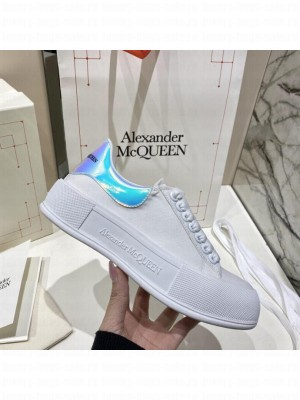 Alexander McQueen Deck Lace Up Plimsoll 052021 Collection