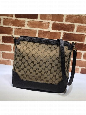 Gucci GG Small Shoulder Bag 498157 Beige 2019 Collection