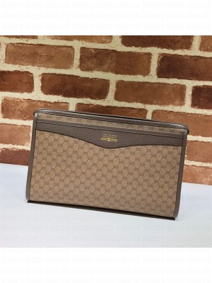 Gucci GG Canvas Pouch 575183 2019 Collection