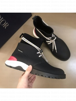 Dior Man's Ankle Boot 01