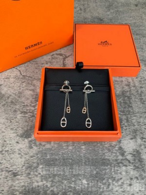 Hermes Earrings H026 2021 Collection