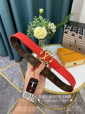 Louis Vuitton Belt For Women 30mm NXP 093 Top Quality 2021 Collection