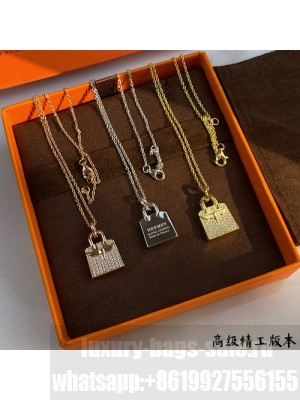 Hermes Necelace H012 2021 Collection