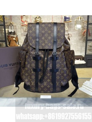 Louis Vuitton Christopher Backpack Monogram Canvas Fall/Winter 2016 Collection N41379
