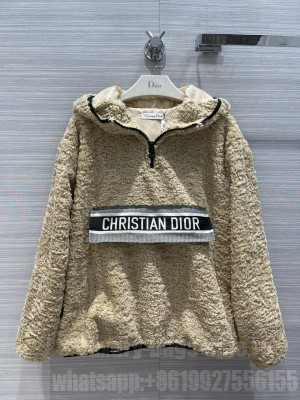Christian Dior Hooded Beige 2021 Collection