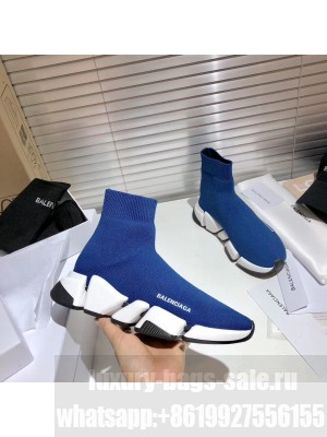 Balenciaga Unisex Speed 2.0 Knit Sock Sneakers 031 2021 Collection