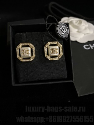 Chanel Earrings Spring/Summer 2021 Collection CH0063