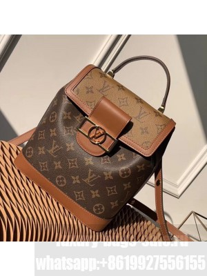 Louis Vuitton Dauphine Monogram Canvas Backpack M44589 2019 Collection