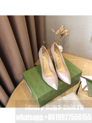 Gucci Patent leather 10.5cm Nude Pumps 2021 Collection