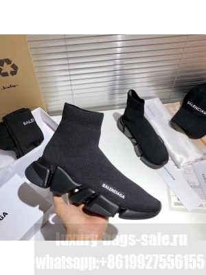 Balenciaga Unisex Speed 2.0 Knit Sock Sneakers 026 2021 Collection