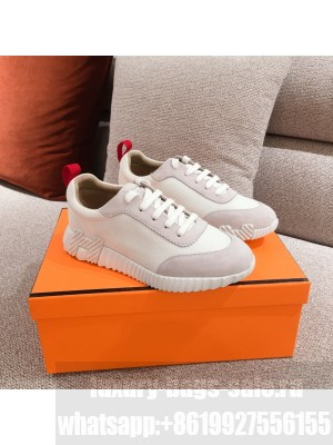 HERMES TECHNICAL CANVAS BOUNCING SNEAKERS 01 2021 Collection