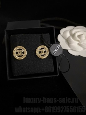 Chanel Earrings Spring/Summer 2021 Collection CH0108