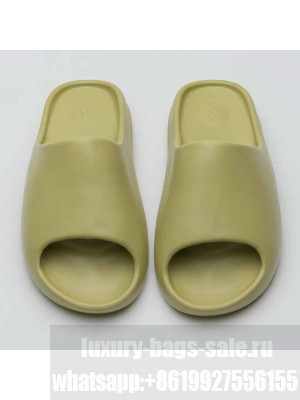 """Kanye West x Adidas Yeezy Slide """"RESIN"""" FX0494  2020 Collection"""