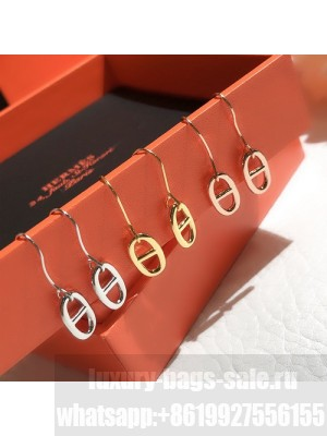 Hermes Earrings H010 2021 Collection