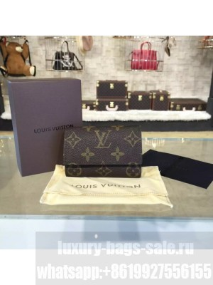 Louis Vuitton 6 Key Holder Monogram Leather Canvas Fall/Winter 2016 Collection M61539