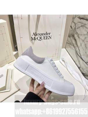 Alexander McQueen Deck Lace Up Plimsoll 011 2021 Collection