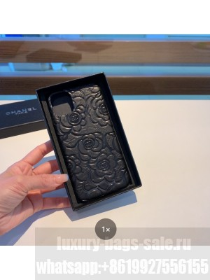 Chanel Iphone Case 02 2021 Collection