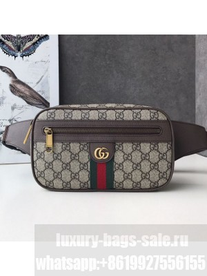 Gucci Ophidia GG Belt Bag 574796 Beige 2019 Collection