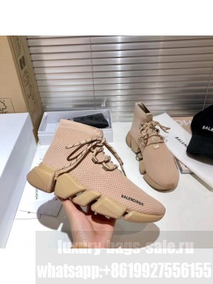 Balenciaga Unisex Speed 2.0 Knit Sock Sneakers 035 2021 Collection