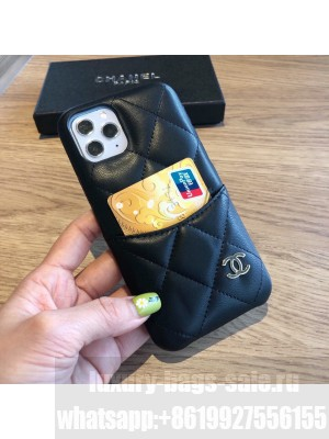 Chanel Iphone Case 06 2021 Collection