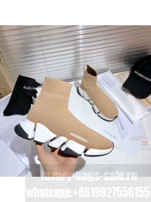 Balenciaga Unisex Speed 2.0 Knit Sock Sneakers 030 2021 Collection