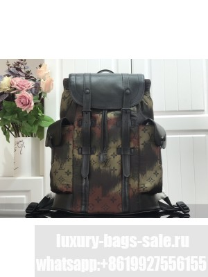 Louis Vuitton CHRISTOPHER BACKPACK PM M56411